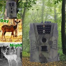 60 Degrees Detection Angle Hunting Camera Outdoor Digital Hunting Trail Camera