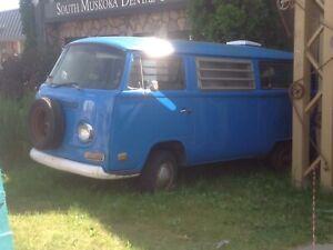 1970 vw bus ,van,