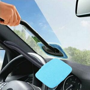 Washable-Handy-Windshield-Easy-Auto-Car-House-Window-Glass-Wiper-Cleaner-Tool-NU