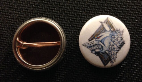 """Warhammer 40k Space Wolves 1/"""" pin button Buy 2 Get 1 Free Space Marines"""