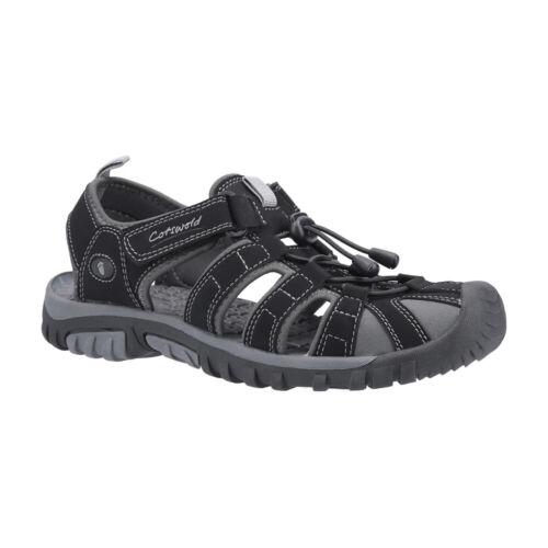 Cotswold Mens Sandhurst Touch Fastening Sandals