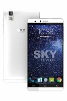 Sky Devices. Platinum 5.5+ -unlocked Gsm, 2 Sim Micro, Mediatek Mt6580, 1.3ghz &