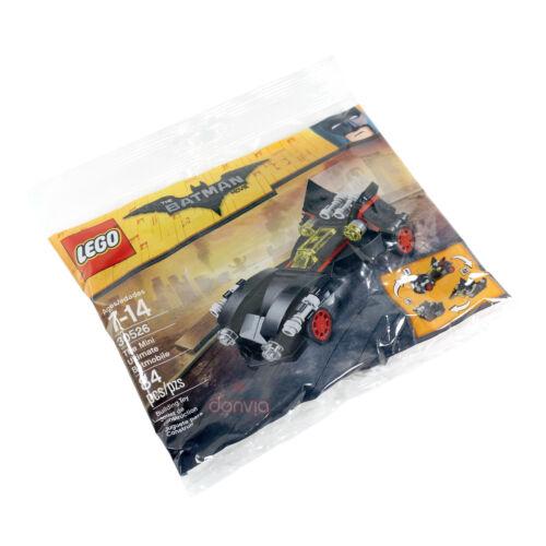 Lego The Batman Movie 30526 The Mini Ultimate Batmobile Polybag