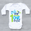 Little-Mr-One-Derful-Cute-1st-First-Birthday-Boys-Baby-Grow-Bodysuit thumbnail 2