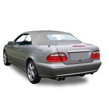 Mercedes Benz W208 CLK Series 1999-2003 Convertible Soft Top Orion Gray German