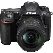 Nikon D500 DSLR Camera with 16-80mm Lens NEW! *1560*