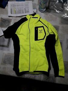 Giubbino-L-invernale-ciclismo-mybike-con-maniche-Amovibili-e-tasca-per-cellulare