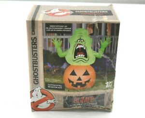 Gemmy-Ghostbusters-Slimer-Airblown-Inflatable-3-5-FT-Tall-Energy-Efficient-LED