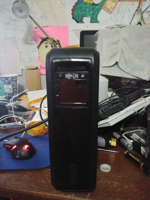 Omni900lcd 900va 475w Ups W Lcd