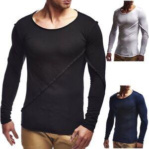 Men-Fashion-Slim-Fit-Crew-Neck-Long-Sleeve-Cotton-Tee-Shirts-Casual-T-shirt-Tops