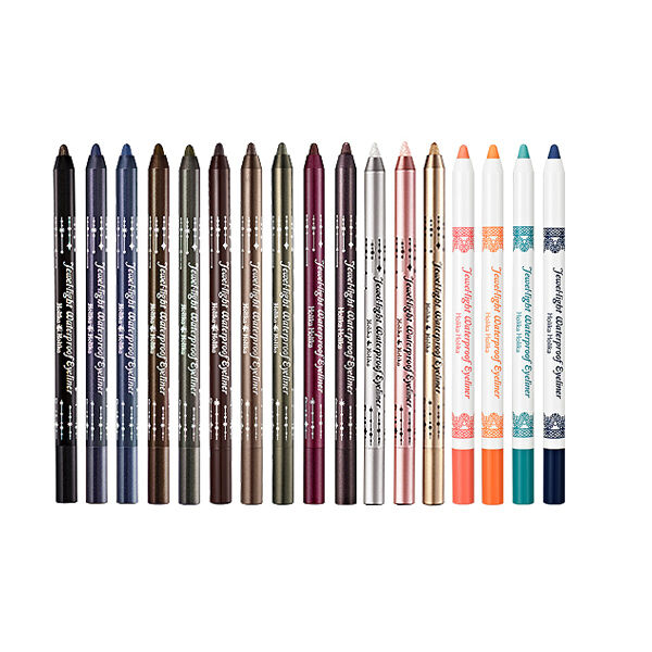 [HOLIKA HOLIKA]  Jewel light Waterproof Eyeliner 2.2g No.1 Black /
