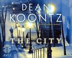The City Audio CD Book Dean Koontz