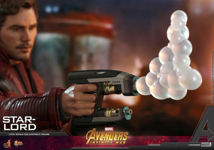 1  6th Avengers 3 GUERRA INFINITA estrella-Lord cifra modellololololo calientegiocattoli HT MMS539 Giocattolo Regalo  ultimi stili