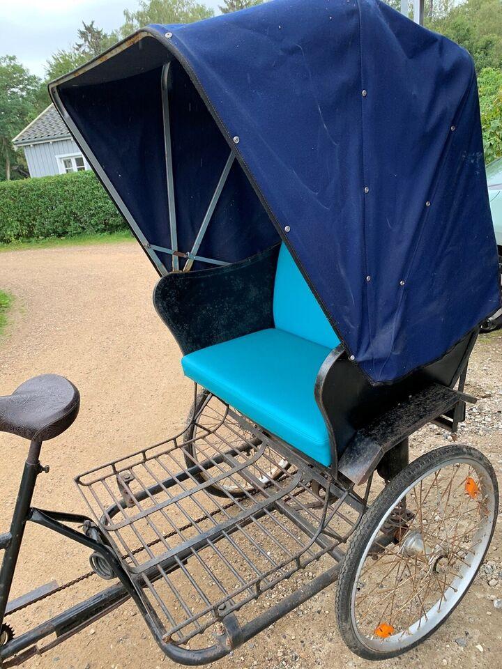 Rickshaw, 1 gear
