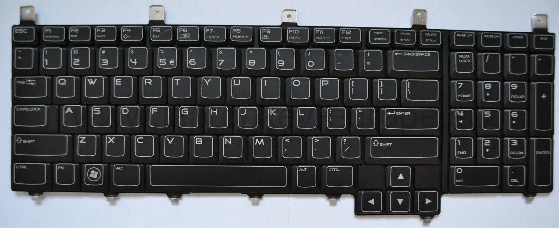 DE167 Replacement key cap for keyboard Dell Alienware M17x M18x