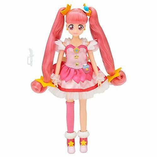 BANDAI Star Twinkle PreCure Pretty Cure Style Cure Star Doll Toy F/S