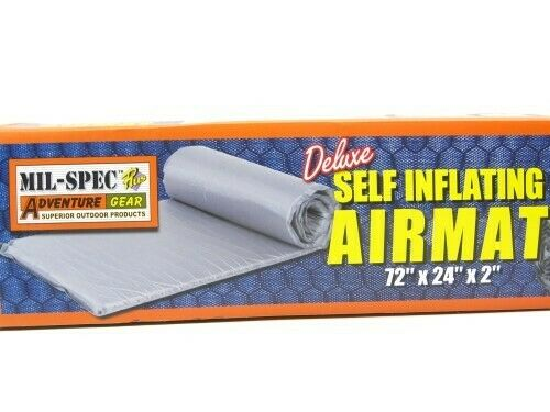 Voodoo Tactical Mil-Spec Deluxe Self Inflating Air Mat