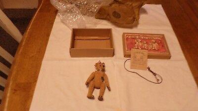 Boyds Shoe Box Bear Gertrude Gerti Grizberg 1e 2812 Nib 765867320110 Ebay