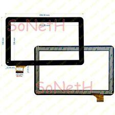 "Vetro Touch screen Digitizer 10,1"" Mediacom SmartPad i10 I10A3G M-MPI10A3G Nero"