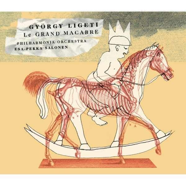 Varios-Ligeti: Le Grand Macabre Nuevo CD