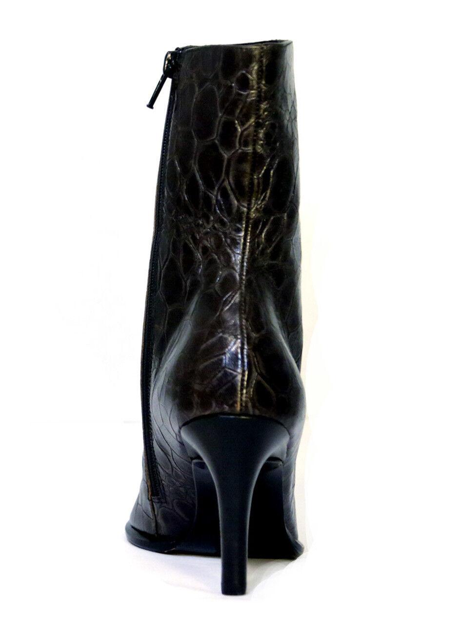 Caiman 6241 6241 6241 Women's Ankle Boots Black 12880c