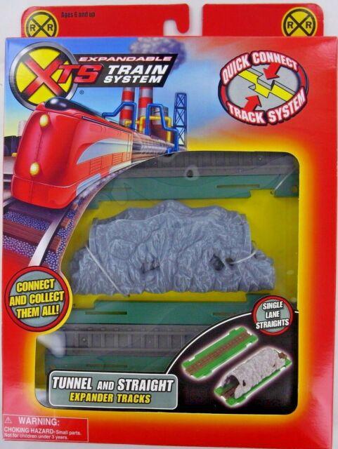 XTS Train System Basic Fun Fence /& Straight Expander Track 1264 NEW NIB Retired