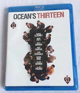 Oceans Thirteen Blu-ray Disc 2007 George Clooney Brad Pitt Matt Damon