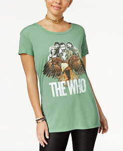 New Foo Fighters Band american Neon Eagle Vintage Classic Mens T-Shirt