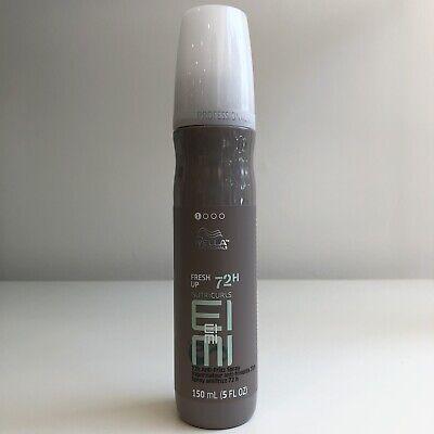 Wella Eimi Nutricurls Fresh Up 72h Anti Frizz Spray 5 Oz New Fresh Ebay