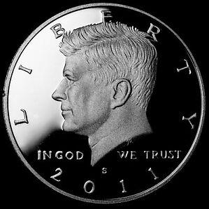 2011-P /& D BU HALF DOLLARS MINT SEALED