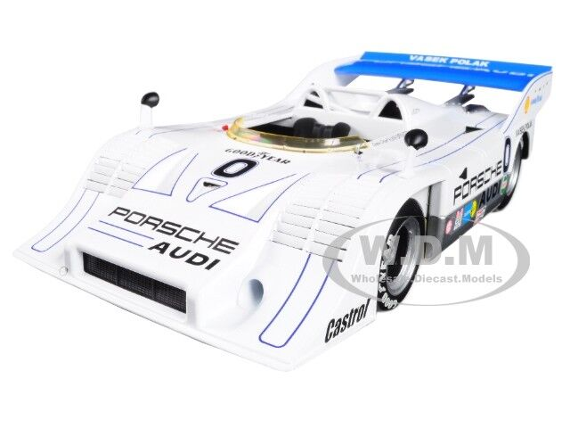 Porsche 917 10 Polak Scheckter puede am Mosport 1973 1 18 Minichamps 155736500