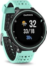 Garmin Forerunner 235 GPS Running Watch - Frost Blue   Certified Refurbished