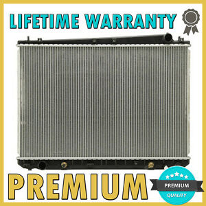 CU2427 Radiator Replacement for Toyota Sienna 2001 2002 2003 V6 3.0L