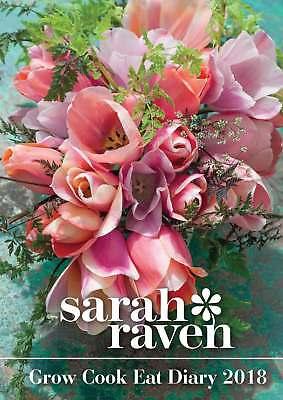 Sarah Raven's Grow Cook Eat A5 Diary 2018