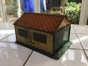 Dinky Toys 45 Garage en étain pré-guerre