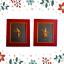 thumbnail 1 - Pair Balinese dancers original art gouache paintings signed Wah Cheong HK framed