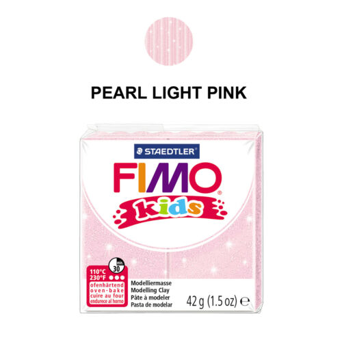 Genuine FIMO® Kids Polymer Modelling Oven Bake Clay 42g 20 Different Colors