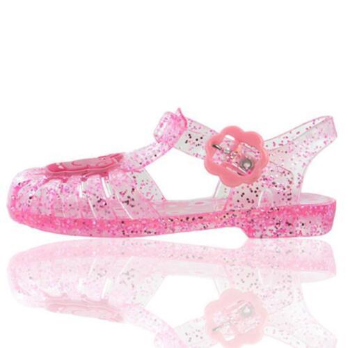 Peppa Pig Pink Glitter Jelly Sandals