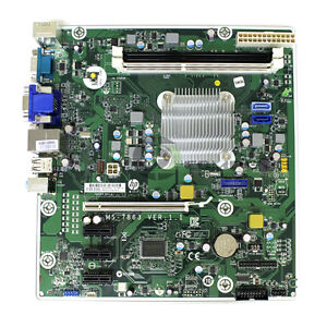 Image is loading HP-ProDesk-405-G1-Motherboard-MS-7863-AMD-