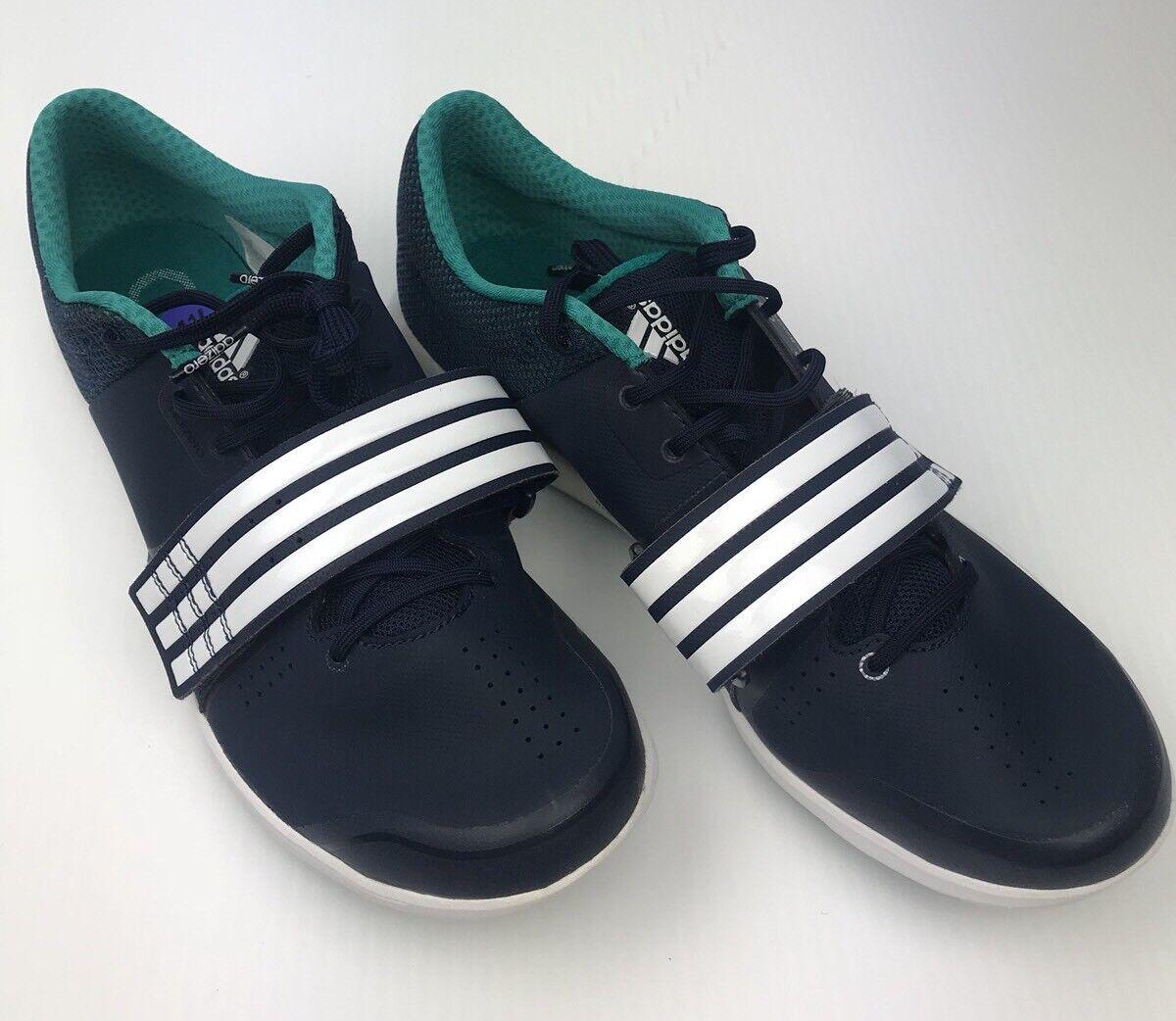 New Adidas Performance Adizero TJ TJ TJ PV bluee Running shoes AF5664 Track Size 11.5 b3d708