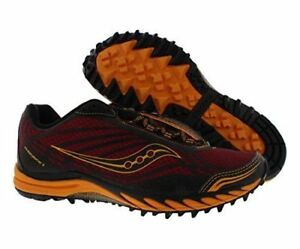 ca0e7a22ba9d Saucony Progrid Peregrine 2 Men s Trail Running Shoes Size 11.5 Red ...