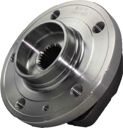 1994-1997 1998 Volvo 850 C70 S70 V70 SINGLE Front Wheel Bearing /& Hub Assembly