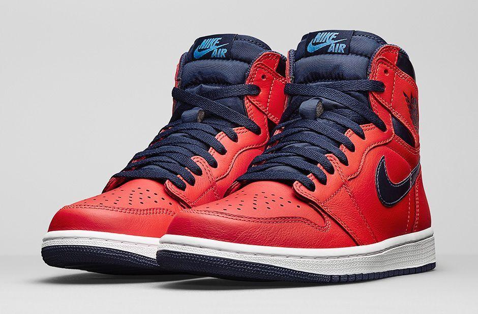 Nike air jordan 1 retro - hohe og letterman  8.555088-606 8.555088-606  207cb6