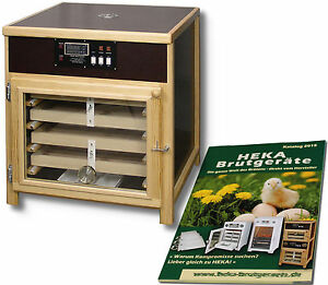 Möbel Heka heka 7 fully automatic egg incubator for 400 chicken eggs made