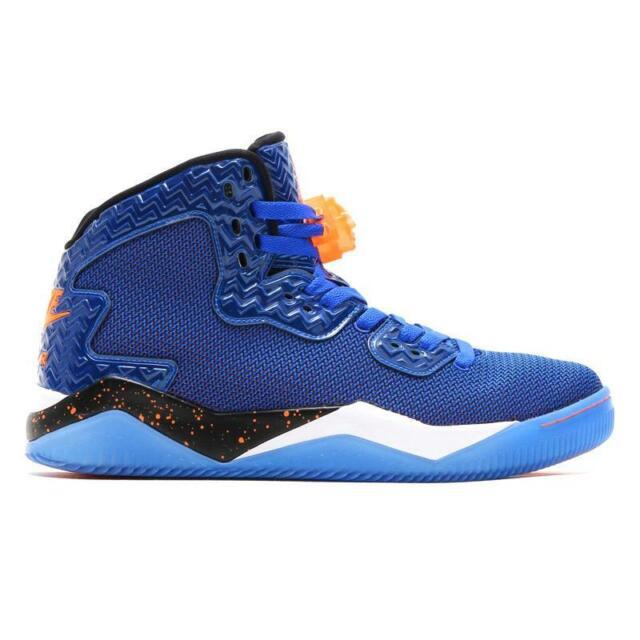 meet d2d65 349d9 Mens NIKE AIR JORDAN SPIKE FORTY PE Basketball Trainers 807541 405