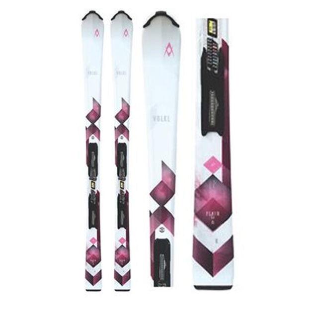 Luan Womens Skis with Lithium 10 Bindings