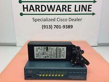 A1) ASA5505-BUN-K9 Firewall Base License 10 host + 2 SSL UPGRADED 256MB/128MB