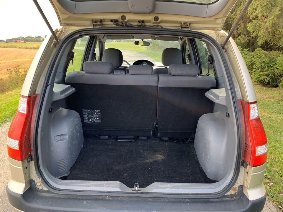 Hyundai Matrix, 1,6, Benzin