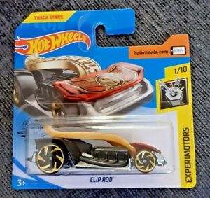 Mattel-Hot-Wheels-experimotors-Clip-Cana-Nuevo-Sellado