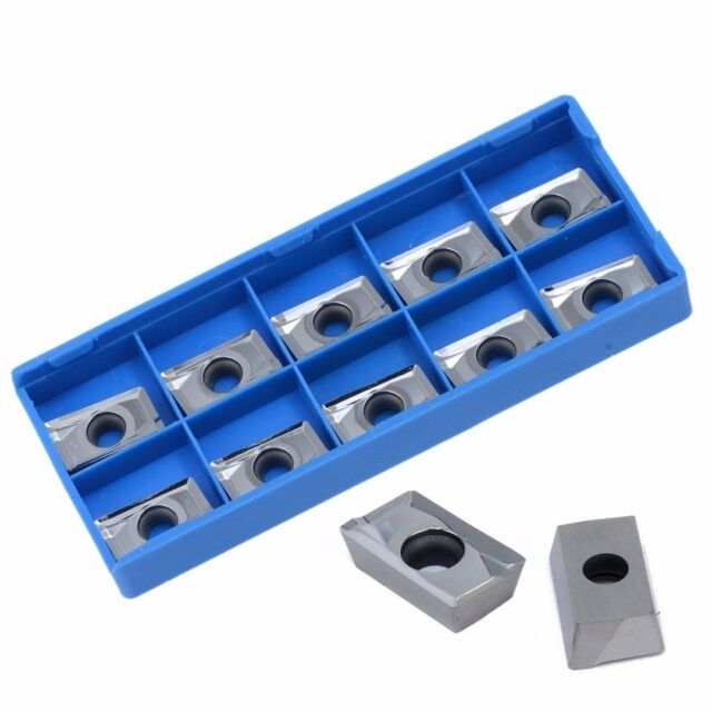 10pcs Korloy APKT1604PDFR-MA3 H01 Carbide Insert free shipping